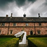 A Bridal Shoot at Chethams (C) Stephen McGowan Photography (39)