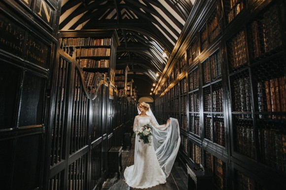 A Bridal Shoot at Chethams (C) Stephen McGowan Photography (41)