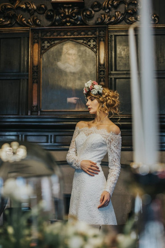 A Bridal Shoot at Chethams (C) Stephen McGowan Photography (48)