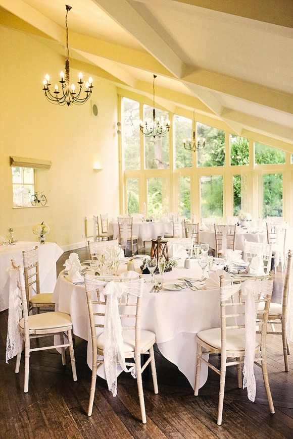 Justin Alexander For An Outdoor Wedding At Horton Grange