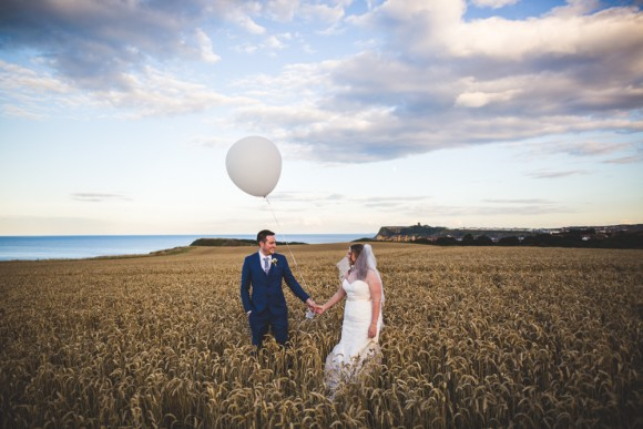 real wedding recap: a rural barn wedding in north yorkshire – beth & dan