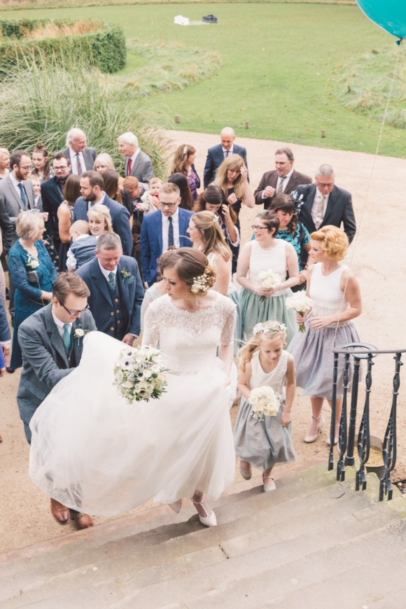 A Rustic Wedding at Newton Hall (c) Eve Photography (73)