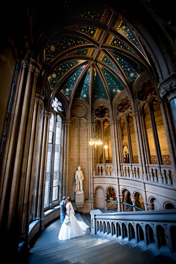An Elegant Wedding in Manchester (c) Zen Photographic (27)