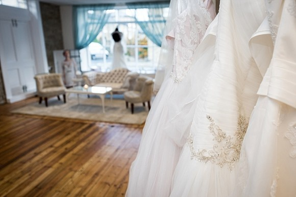 a truly personal touch: louise perry bridal