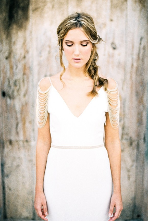 exclusive & exquisite: introducing luella's bridal