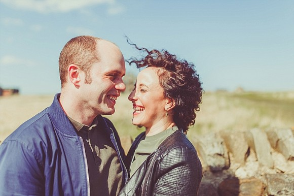 our love story: leah & ian