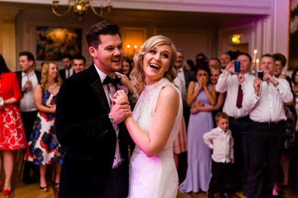 A Black Tie Wedding at Hassop Hall (c) Shoot Lifestyle Wedding Photography (116)