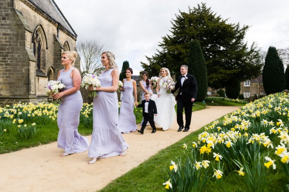 A Black Tie Wedding at Hassop Hall (c) Shoot Lifestyle Wedding Photography (29)