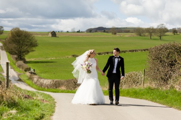 A Black Tie Wedding at Hassop Hall (c) Shoot Lifestyle Wedding Photography (55)