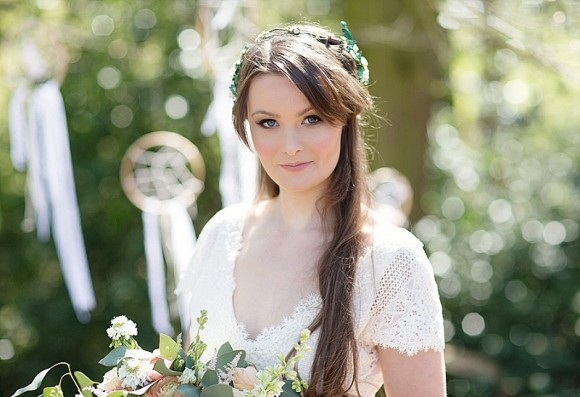 midsummer night's dream: an ethereal styled shoot in the north west