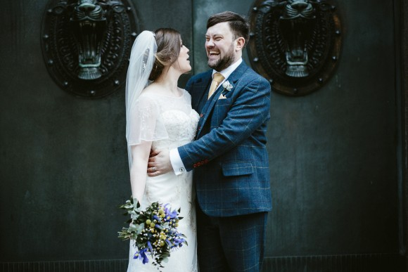 pastels & paper. charlotte balbier for a stylish wedding in liverpool – zoe & shaun