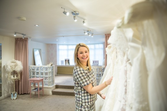 sample sale alert: the little pearl bridal boutique