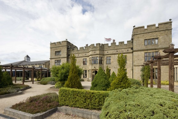 blissed out bride: slaley hall golf resort & spa