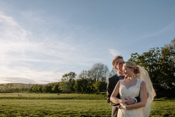 country class. justin alexander for a traditional wedding at the devonshire arms – gwen & rob