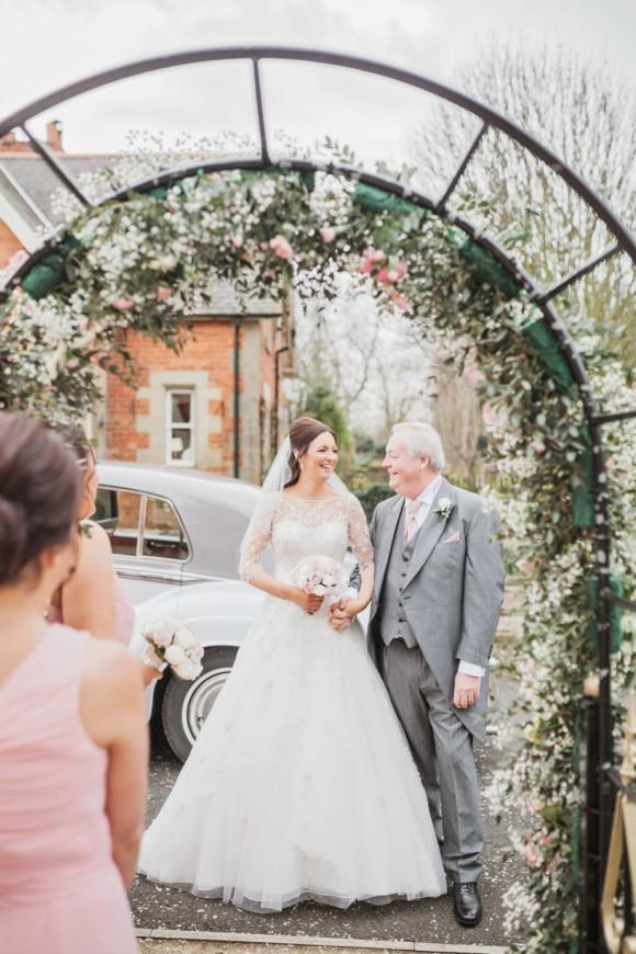 Jill and Thomas, Wedding Eshott Hall