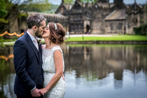 rustic romance. phase eight for a relaxed wedding at east riddlesden hall – emma & dan