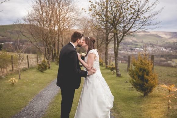 The White Hart, Saddleworth, Glossop Wedding Photographer - Claire Basiuk Photography - Mr + Mrs Booth
