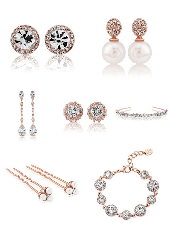 friday fabulous: glitzy secrets present the rose gold collection
