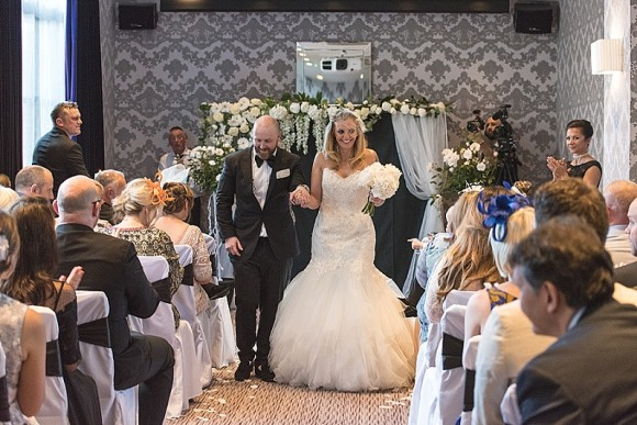 A Modern Glamorous Wedding at Malmaison (c) Jamie Mcelderry (51)