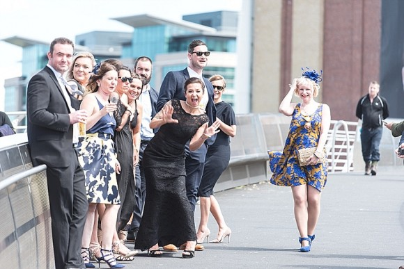 A Modern Glamorous Wedding at Malmaison (c) Jamie Mcelderry (61)