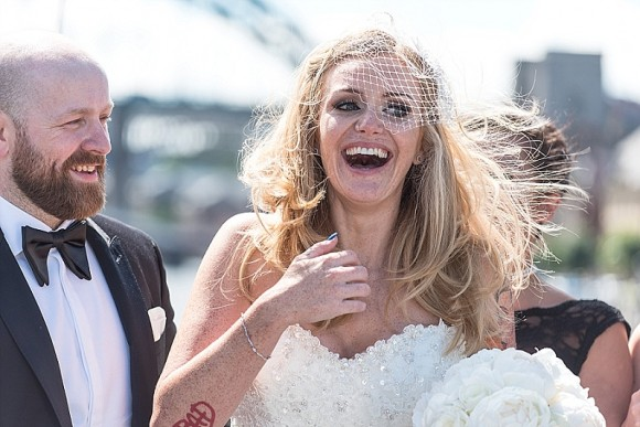 A Modern Glamorous Wedding at Malmaison (c) Jamie Mcelderry (63)