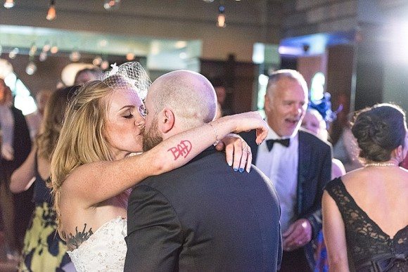 A Modern Glamorous Wedding at Malmaison (c) Jamie Mcelderry (78)