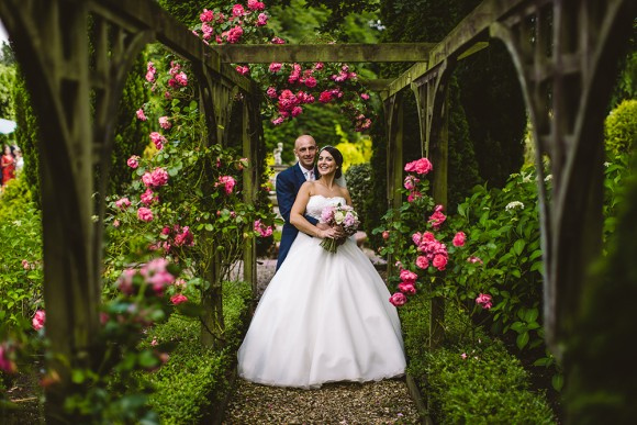peonies & roses. pretty pastels for an elegant wedding at nunsmere hall – moira & steven