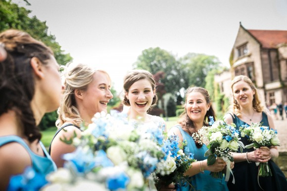 A Pretty Blue Wedding at Ellingham Hall (c) Paul Liddement Photography (25)