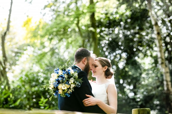 A Pretty Blue Wedding at Ellingham Hall (c) Paul Liddement Photography (27)