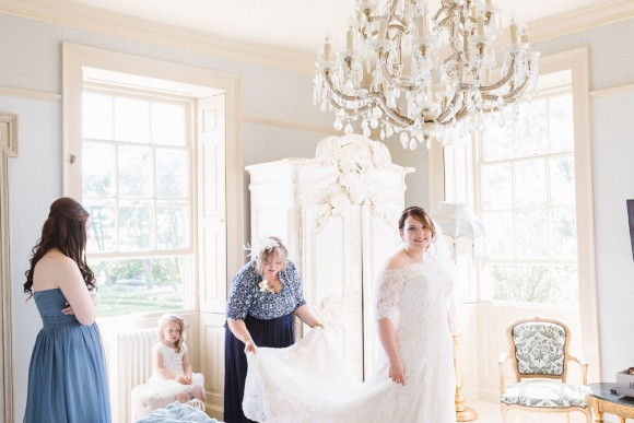 A Pretty Wedding at Newton Hall (c) Danny Birrell Photography (5)