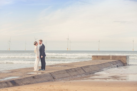 made for each other. a relaxed wedding in the north east – sophie & daniel