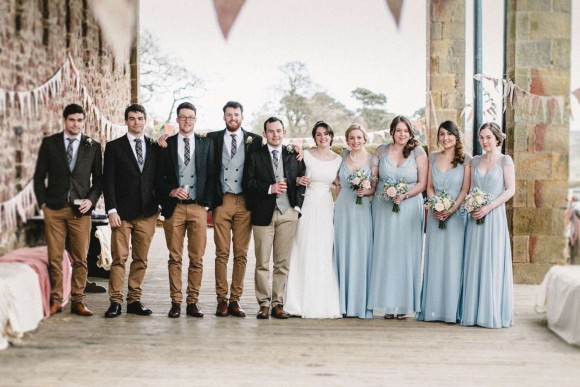 A Rustic Wedding at High House Farm (c) Paul Liddement Photography (33)