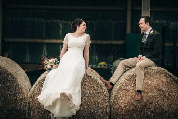 A Rustic Wedding at High House Farm (c) Paul Liddement Photography (43)