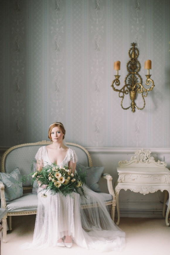 auburn beauty: a dreamy styled shoot at norwood park