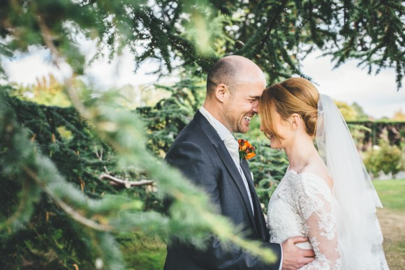 fall in love. pumpkins & lace for a seasonal wedding at arley hall – heather & steve