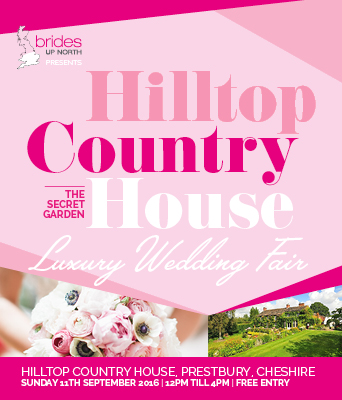 Hilltop Country House Luxury Wedding Fair