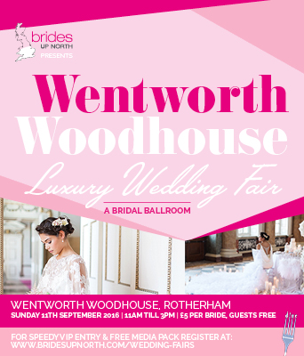 Wentworth Woodhouse Luxury Wedding Fair