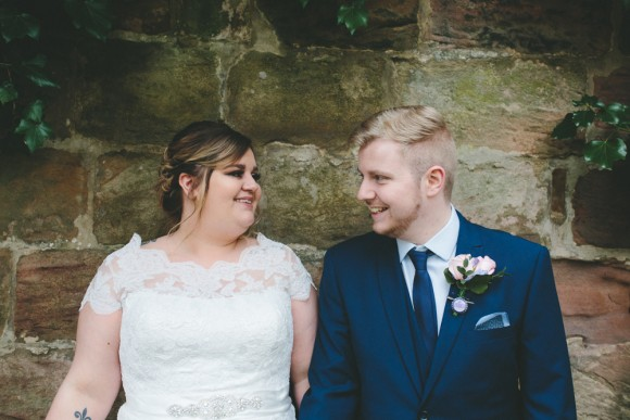 our adventure. spring pastels for a disney wedding at aston hall – natalie & james