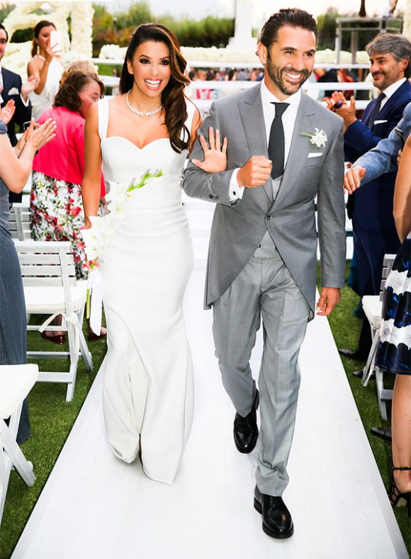 Eva Longoria Wedding