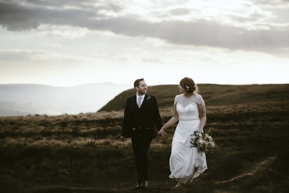 real wedding recap: maggie sottero for a relaxed wedding in sheffield – kath & tim