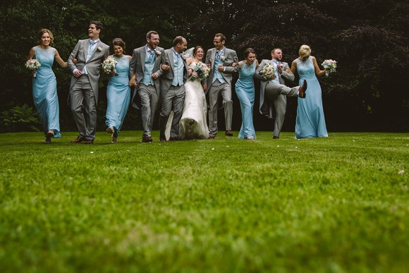 A Pretty and Traditional Wedding in the North West (c) Lee Brown Photography (64)