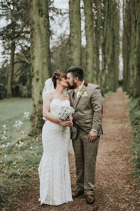 A Springtime Wedding at Wentworth Castle Gardens (c) Fox & Owl (40)