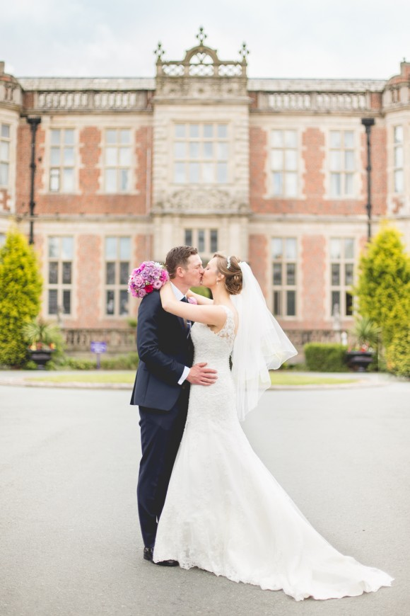 An Elegant Wedding at Crewe Hall (c) Sarah Horton Photography (29)