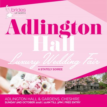 Adlington Hall Luxury Wedding Fair