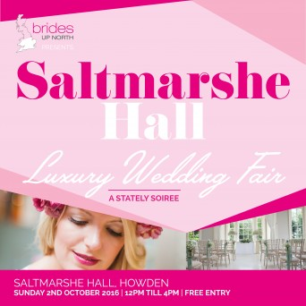 Saltmarshe Hall Luxury Wedding Fair