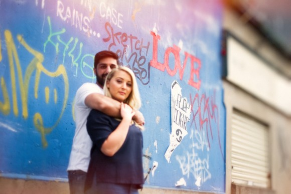 our love story: amy & sukh