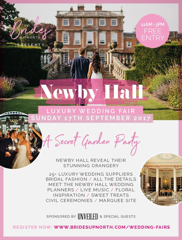 your own secret garden. we reveal the stunning new orangery at newby hall!
