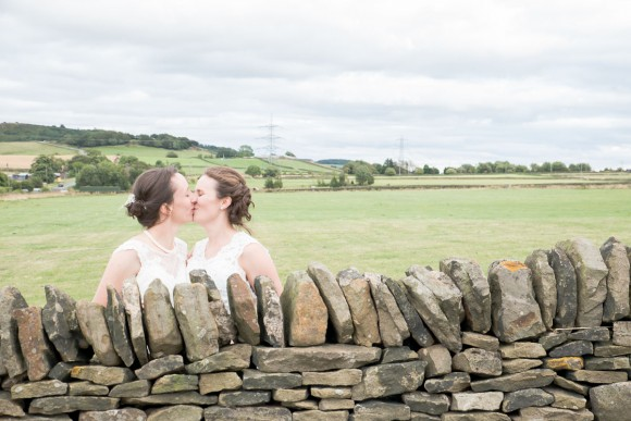 the way we like it. a relaxed tipi wedding in yorkshire – harry & cat