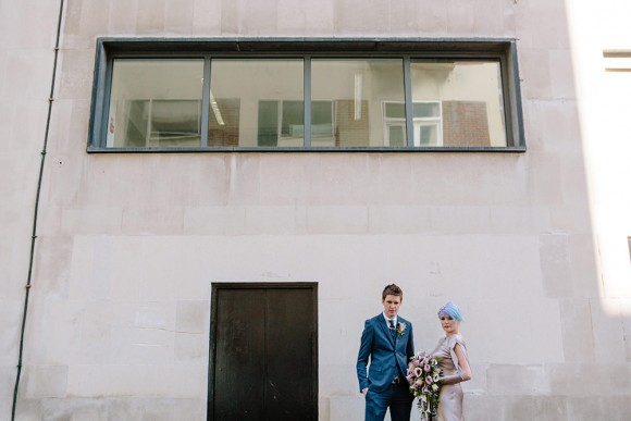 lilac & lilies. a super stylish wedding at the leeds club – rachel & tom
