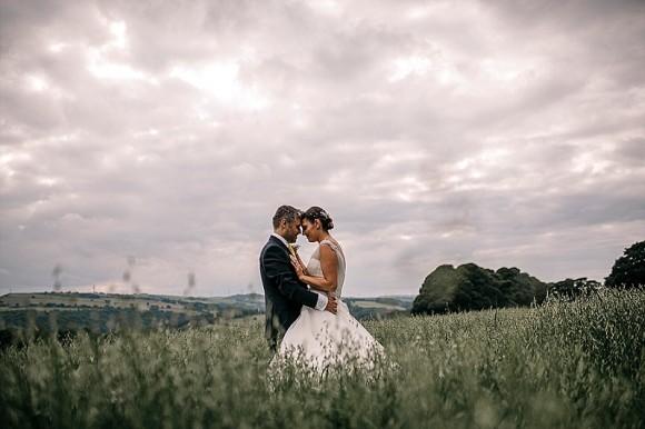 hydrangeas & sparkles for a personal summer wedding in sheffield – faith & pete